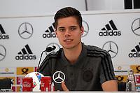 26.05.2016: Pressekonferenz der Nationalmannschaft