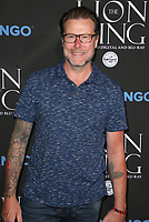 05 August 2017 - Los Angeles, California - Dean McDermott. &quot;The Lion King&quot; Sing-Along Screening. <br /> CAP/ADM/FS<br /> &copy;FS/ADM/Capital Pictures