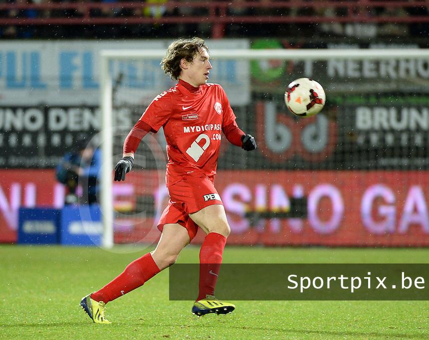 KV Kortrijk - Standard Luik : Dylan Ragolle<br /> foto VDB / Bart Vandenbroucke