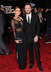 Aaron Paul and wife attends The Dreamworks Pictures' L.A. premiere of Need for Speed held at The TCL Chinese Theater in Hollywood, California on March 06,2014                                                                               © 2014 Hollywood Press Agency