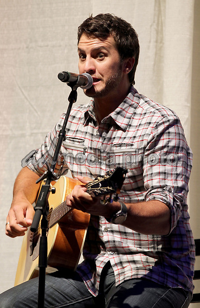 08 June 2010 - Nashville, Tennessee - Luke Bryan - 4th Annual Country Weekly Fashion Show, A Benefit For Musicians On Call. Photo Credit: MJT/AdMedia