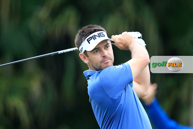 Louis Oosthuizen (RSA) during the final round of the WGC Cadillac Championship, Blue Monster, Trump National Doral, Doral, Florida, USA<br /> Picture: Fran Caffrey / Golffile