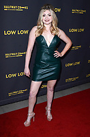 "Alexis Raich<br /> at the ""Low Low"" Los Angeles Premiere, Arclight, Hollywood, CA 08-15-19<br /> David Edwards/DailyCeleb.com 818-249-4998"