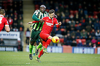 Leyton Orient vs AFC Wimbledon 28-11-15