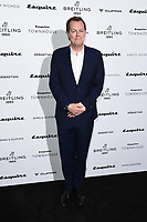 LONDON, UK. October 16, 2019: Tom Parker Bowles arriving for the Esquire Townhouse 2019 launch party, London.<br /> Picture: Steve Vas/Featureflash