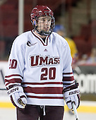 Troy Power (UMass - 20) - Sweden's Under-20 team played its last game on this Massachusetts tour versus the University of Massachusetts-Amherst Minutemen losing 5-1 on Saturday, November 6, 2010, at the Mullins Center in Amherst, Massachusetts.