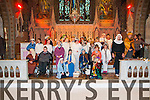 KDYS Nativity Play: Pupils from Nano Nsgle school, Listowel who took part in the KDYS Nativity play at St. Mary's Church, Listowel on Tuesday last.