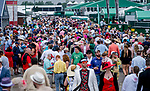 May 4, 2019 : Scenes from Kentucky Derby Day at Churchill Downs on May 4, 2019 in Louisville, Kentucky. /Scott Serio/Eclipse Sportswire/CSM