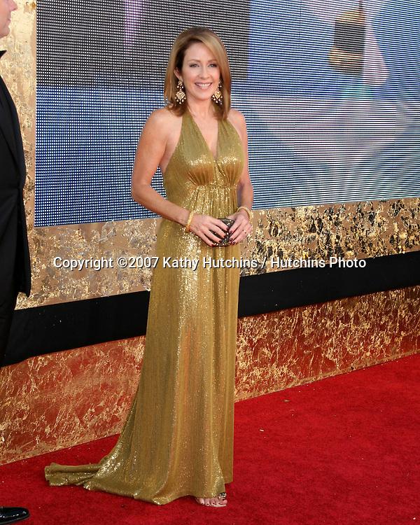 Patricia Heaton.Emmy Awards 2007 - Arrivals.Shrine Auditorium.Los Angeles,  CA.September 16, 2007.©2007 Kathy Hutchins / Hutchins Photo...               .