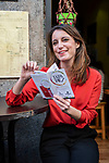 Andrea Levy at the Tapa Pies Fair<br /> October 26, 2019. <br /> (ALTERPHOTOS/David Jar)