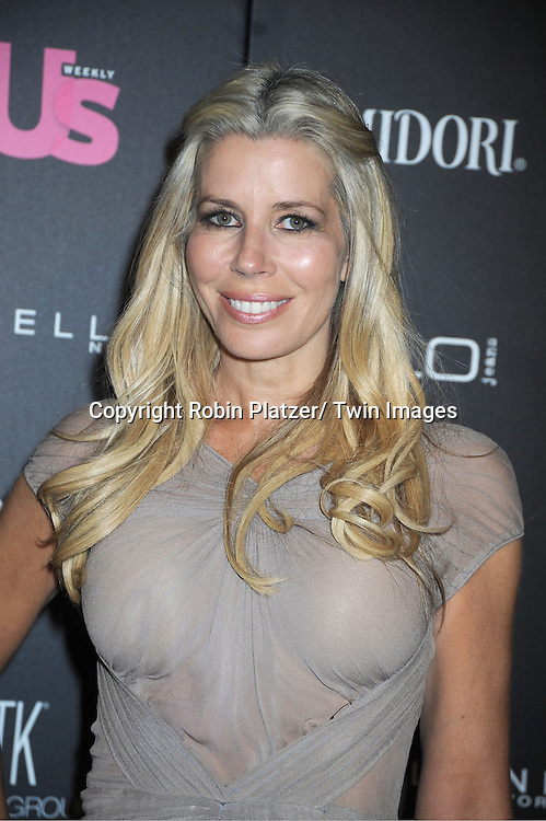 Aviva Drescher attends the party given by US Weekly which honors the  25 Most Stylish New Yorkers of 2012 on September 12, 2012 at STK Midtown in New York City.