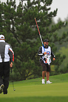 Richard McEvoy (ENG) makes a birdie on the 10th green during Round 2 of the D+D Real Czech Masters at the Albatross Golf Resort, Prague, Czech Rep. 01/09/2017<br /> Picture: Golffile | Thos Caffrey<br /> <br /> <br /> All photo usage must carry mandatory copyright credit     (&copy; Golffile | Thos Caffrey)
