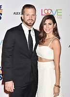 BEVERLY HILLS, CA - MAY 10: Cutter Dykstra (L) and Jamie-Lynn Sigler attend the 26th Annual Race to Erase MS Gala at The Beverly Hilton Hotel on May 10, 2019 in Beverly Hills, California.<br /> CAP/ROT<br /> &copy;ROT/Capital Pictures