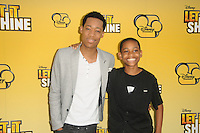 Tyler James Williams and Tyrel Jackson Williams at Disney's 'Let It Shine' premiere held at Directors Guild Of America on June 5, 2012 in Los Angeles, California. © mpi35/MediaPunch Inc. ***NO GERMANY***NO AUSTRIA***