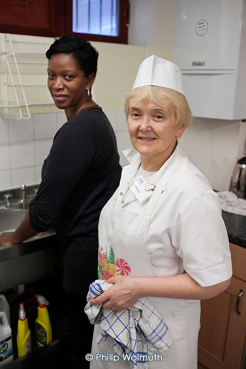 Age Concern Camden's Great Croft Resource Centre in King's Cross is threatened with closure following cuts to the organisation's funding by Camden Council.