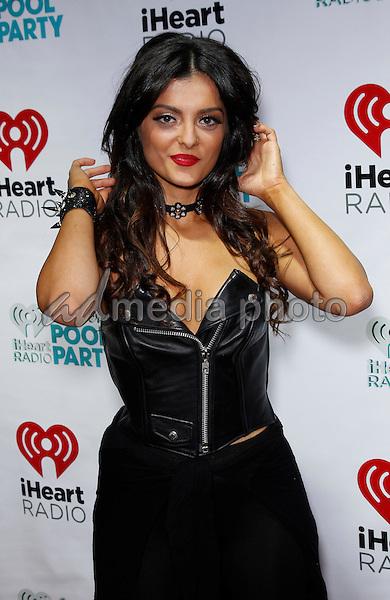 30 May 2015 - Las Vegas, Nevada -  Bebe Rexha. iHeartRadio Summer Pool Party at Caesars Palace.  Photo Credit: MJT/AdMedia