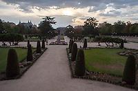 Madrid - Parque de el Retiro