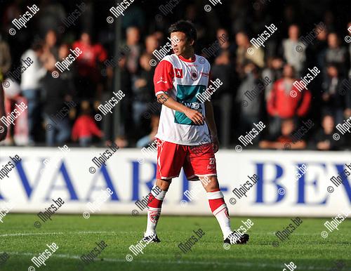 2011-07-19 / Voetbal / seizoen 2011-2012 / R. Antwerp FC / Franky Pelgrims..Foto: mpics