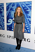 "LOS ANGELES - SEP 26:  Holly Hunter at the ""Spielberg"" Premiere at the Paramount Studios on September 26, 2017 in Los Angeles, CA"