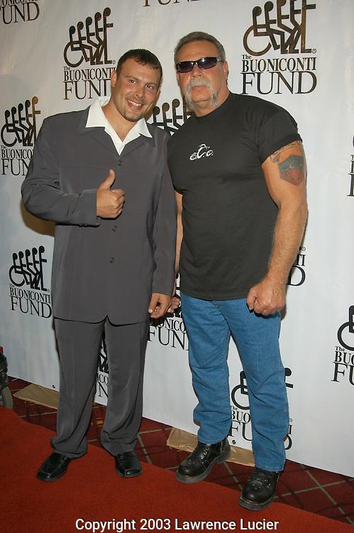 Paul Teutul Jr. and Paul Teutul Sr.