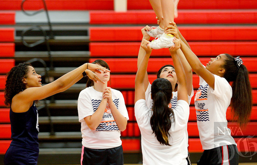 STAFF PHOTO JASON IVESTER --07/09/2014--<br />