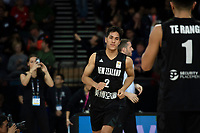 New Zealand Tall Blacks&rsquo; Isaac Letoa in action during the FIBA World Cup Basketball Qualifier - NZ Tall Blacks v China at Spark Arena, Auckland, New Zealand on Sunday 1 July 2018.<br /> Photo by Masanori Udagawa. <br /> www.photowellington.photoshelter.com