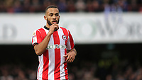 Bryan Mbeumo of Brentford during Brentford vs Queens Park Rangers, Sky Bet EFL Championship Football at Griffin Park on 11th January 2020