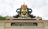 Nederland Edam 2015 07 22 .  Het voormalige onderkomen van het Hoogheemraadschap Hollands Noorderkwartier in Edam