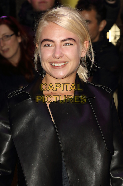LONDON, ENGLAND - Jess Woodley at the Game of Thrones: Hardhome - special screening - at Empire, Leicester Square, London on March 14th 2016<br /> CAP/ROS<br /> &copy;Steve Ross/Capital Pictures