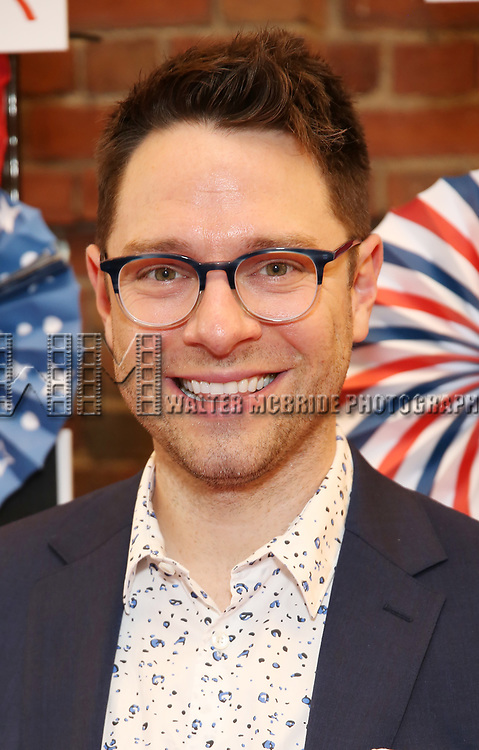 Tim Federle attends the Broadway Opening Night Performance for 'Michael Moore on Broadway' at the Belasco Theatre on August 10, 2017 in New York City.
