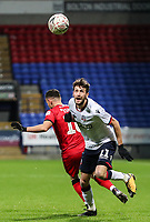 Bolton Wanderers' Will Buckley <br /> <br /> Photographer Andrew Kearns/CameraSport<br /> <br /> Emirates FA Cup Third Round - Bolton Wanderers v Walsall - Saturday 5th January 2019 - University of Bolton Stadium - Bolton<br />  <br /> World Copyright &copy; 2019 CameraSport. All rights reserved. 43 Linden Ave. Countesthorpe. Leicester. England. LE8 5PG - Tel: +44 (0) 116 277 4147 - admin@camerasport.com - www.camerasport.com