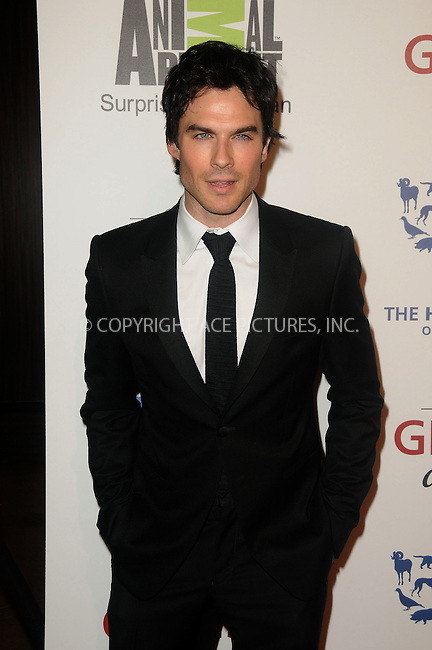 WWW.ACEPIXS.COM . . . . .  ....March 24 2012, LA....Ian Somerhalder arriving at the 26th Annual Genesis Awards at The Beverly Hilton Hotel on March 24, 2012 in Beverly Hills, California. ....Please byline: PETER WEST - ACE PICTURES.... *** ***..Ace Pictures, Inc:  ..Philip Vaughan (212) 243-8787 or (646) 769 0430..e-mail: info@acepixs.com..web: http://www.acepixs.com