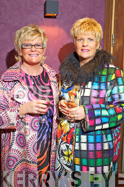 Anne Buggy (Cahermoneen, Tralee) Pat Tefel (Tralee) pictured at the Ultimate Girl's Night out  in in aid of Recovery Haven held in the Carlton Hotel on Tuesday evening.