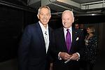 Tony Blair and Peter Munk<br /> Tom Sandler