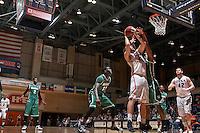 SAN ANTONIO, TX - JANUARY 9, 2014: The Marshall University Thundering Herd versus the University of Texas at San Antonio Roadrunners Men's Basketball at the UTSA Convocation Center. (Photo by Jeff Huehn)