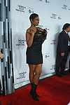 "Jennifer Hudson arrives at the Clive Davis: ""The Soundtrack Of Our Lives"" world premiere for the Opening Night of the 2017 TriBeCa Film Festival on April 19, 2017 at Radio City Music Hall."