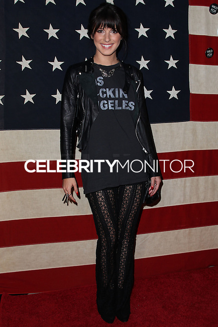 WEST HOLLYWOOD, CA - NOVEMBER 01: Shenae Grimes-Beech, Shenae Grimes at Nylon Magazine November 2013 Issue Party held at Sunset Marquis Hotel & Villas on November 1, 2013 in West Hollywood, California. (Photo by Xavier Collin/Celebrity Monitor)
