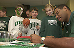 15131Men's Basketball team visiting Morrison Elementary