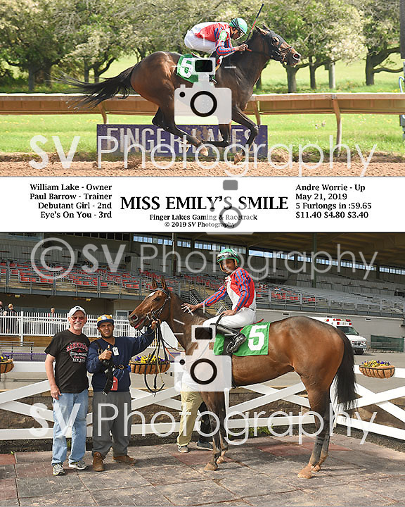 5-21-19 R7 Miss Emily's Smile - W LAKE P BARROW A WORRIE jpg