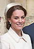 16.04.2017; Windsor,UK: KATE MIDDLETON 1ST ROYAL EASTER SERVICE <br /> The Duchess of Cambridge accompanied by Prince William,  joined members of the Royal Family for her first Easter Service at St George&iacute;s Chapel, Windsor Castle.<br /> Royals in attendance included Queen Elizabeth, Prince Philip, Princess Eugenie, Princess Beatrice, Princess Anne, Prince Edward, Countess of Wessex, Peter Phillips, Autumn Phillips, Lady Lousie Windsor and Viscount Severn.<br /> Mandatory Photo Credit: &copy;Francis Dias/NEWSPIX INTERNATIONAL<br /> <br /> IMMEDIATE CONFIRMATION OF USAGE REQUIRED:<br /> Newspix International, 31 Chinnery Hill, Bishop's Stortford, ENGLAND CM23 3PS<br /> Tel:+441279 324672  ; Fax: +441279656877<br /> Mobile:  07775681153<br /> e-mail: info@newspixinternational.co.uk<br /> Usage Implies Acceptance of OUr Terms &amp; Conditions<br /> Please refer to usage terms. All Fees Payable To Newspix International