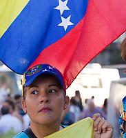 2017 08 02 Manifestation of the Venezuelan opposition