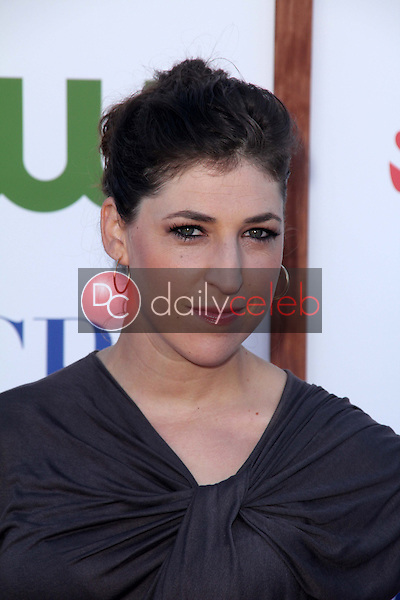 Mayim Bialik<br /> at the CBS, The CW And Showtime TCA Party, The Pagoda, Beverly Hills, CA 08-03-11<br /> David Edwards/Dailyceleb.com 818-249-4998