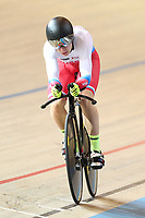 Picture by SWpix.com - 03/03/2018 - Cycling - 2018 UCI Track Cycling World Championships, Day 4 - Omnisport, Apeldoorn, Netherlands - Women's 500m Time Trial - Daria Shmeleva of Russia