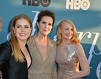 Amy Adams, Elizabeth Perkins &amp; Patricia Clarkson at the premiere for the HBO series &quot;Sharp Objects&quot; at the Cinerama Dome, Los Angeles, USA 26 June 2018<br /> Picture: Paul Smith/Featureflash/SilverHub 0208 004 5359 sales@silverhubmedia.com