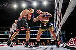 Firat Arslan (GER) vs. Kevin Lerena (ZAF) - Cruiserweight IBO World Title ; ; Boxen: ECB ECBOXING am 09.02.2020 in Goeppingen (EWS Arena), Baden-Wuerttemberg, Deutschland.<br /> <br /> Foto © PIX-Sportfotos *** Foto ist honorarpflichtig! *** Auf Anfrage in hoeherer Qualitaet/Aufloesung. Belegexemplar erbeten. Veroeffentlichung ausschliesslich fuer journalistisch-publizistische Zwecke. For editorial use only.