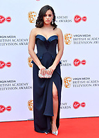 Georgia May Foote<br /> at Virgin Media British Academy Television Awards 2019 annual awards ceremony to celebrate the best of British TV, at Royal Festival Hall, London, England on May 12, 2019.<br /> CAP/JOR<br /> &copy;JOR/Capital Pictures