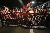 14.08.2018 - Protesto contra o corte de Bolsas da CAPES em SP