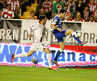 02/05/2014<br /> LIGA BBVA PRIMERA DIVISION<br /> JORNADA 36<br /> CAMPO DE FUTBOL DE VALLECAS<br /> Rayo Vallecano de Madrid - Athletic Club