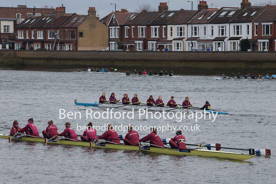WeHoRR (Women's Head of the River) 2016<br />