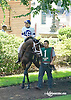 Divine Oath before The Kent Stakes (gr 3) at Delaware Park on 9/20/14